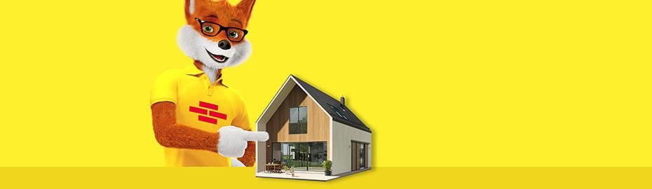 Bausparen mit Wohn-Riester