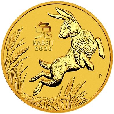 Lunar II - Jahr des Schwein GOLD